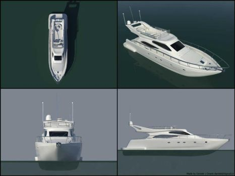 The Yacht by Dayno