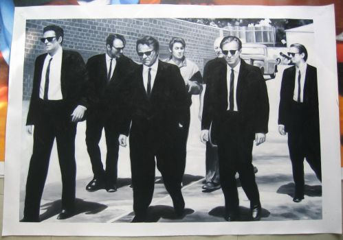 Reservior Dogs 3 by benw99