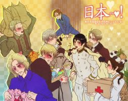 Hetalia: For Japan 03-11-2011 by scottwuming