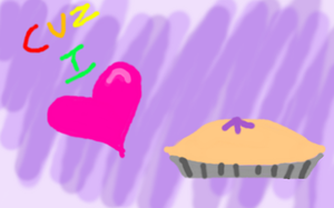 Cuz I luv pie by cuziluvpie