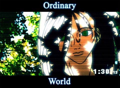 Ordinary World by steakslim