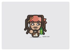Jack Sparrow by Area-44
