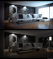 Interior Design - 1 by externible