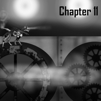 Clockwork- Chapter 11- The Golden eyed Angel by CrystalCircle