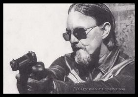 Chibs  Sons of anarchy by FredrikEriksson1