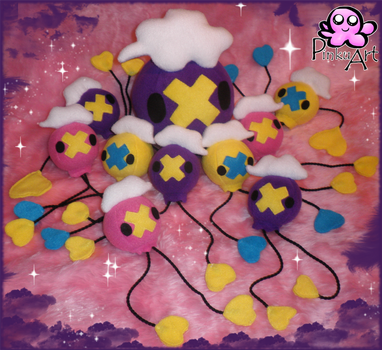 floon army by PinkuArt