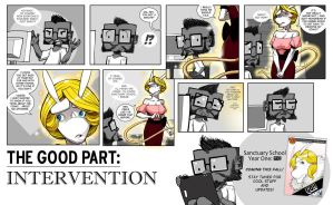 The Good Part: Intervention by SanctuarySchool