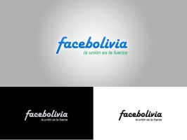 Logo Facebolivia by fenixzin