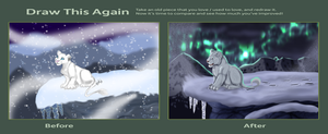 Draw This Again: Lion of the North by TruSpiritArt