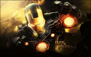 Iron Man by Kyle-Garland