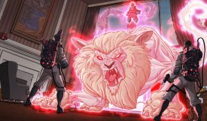 Ghostbusters 8 Come here kitty kitty! by luisdelgado