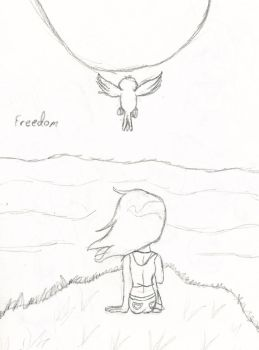 .:Freedom:. by SugarBit