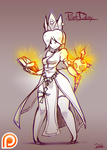 :::Cleric Daisy::: by Rush--it