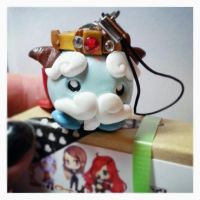 little king  poro by Thekawaiiod