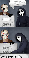Slashers ''Only one thing worse..'' by RazorGlove
