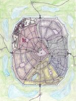 Town districts medi by tomren