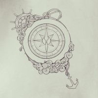 compass by caithlo