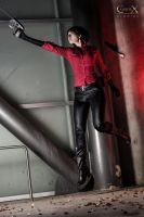 Hook Shot: Ada Wong Cosplay by CLeigh-Cosplay