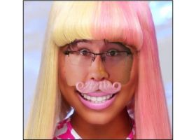 Mark Minaj by fireboywater123