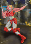 Battle Fire - Elita-1 by Lady-Elita-One