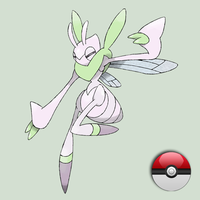 Pokedex Entry: 018  Queemirna by D-Fake