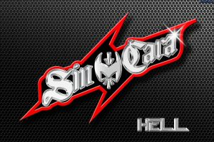 wallpalper logo sin cara hell by aldebaran2003