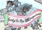 Thanks for the 7000 pageviews by Master-Kankuro