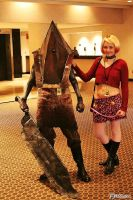 Animazement 2007 Pyramid Head by peachiekeenie