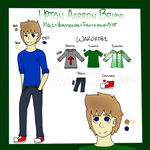 Upton Reference Sheet by SevenLevelsOfChaos