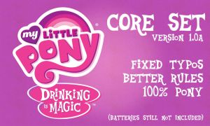MLP: Drinking is Magic 1.0a by Spierek