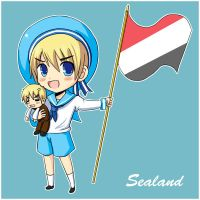 Gift: Sealand by cafe-delight