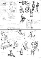 5x20 - Comic storyboard by crazydiary86