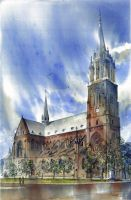 Cathedral by bartlomiejkoter