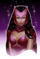 Scarlet Witch by JonBolerjack
