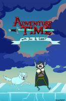 Adventure Time in the land of Westeros by MekareMadness
