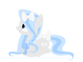 ~Bow pony adopt [CLOSED]~ by Du-sk