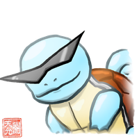 Squirtle Squad by Jaden-Lau