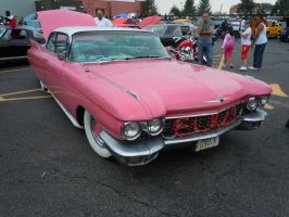 1960 Cadillac Coupe De Ville by Brooklyn47