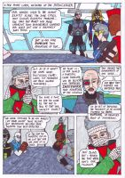 Otherworld Chapter II: Page 1 by Branded-Curse