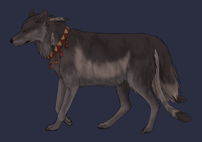 Custom Wolf by Chippie18-Adoptables