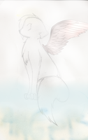 Angels and their wings by SilverTailTwo