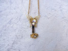 Butterfly key by Serata