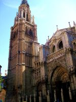 toldeo cathedral by ruby-misted-eyes