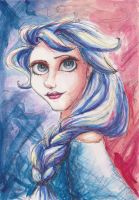 Let it Go Red by IzEllie