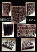 Sherlock Journal by DayDreamDiary