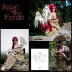Spirit of the Forest by Icedrop21