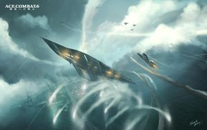 Ace Combat_Fires of Liberation by frankhong
