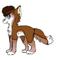 Art Trade With CATNlP - Cedar by blossoming-flowers