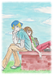Spring has come - Syb+Cloud by DanyDanja