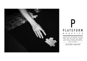 PLATEFORM ISSUE 43 07 12 by PLATEFORM